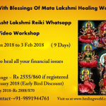 Mahamrityunjay whatsapp video workshop